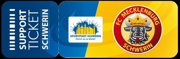 FC Mecklenburg Schwerin |EINE STADT LEBT FUSSBALL