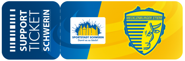 Mecklenburger Stiere |EINE STADT LEBT HANDBALL